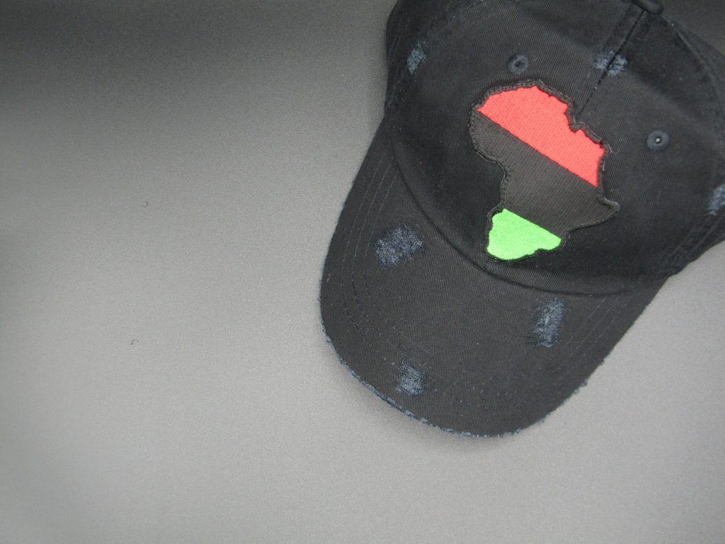 custom dad hats for black history month