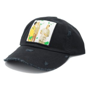 Paid in Full Dad Hat (Black)