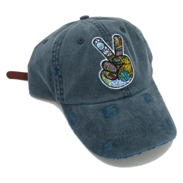 Sublime blue dad hat 5