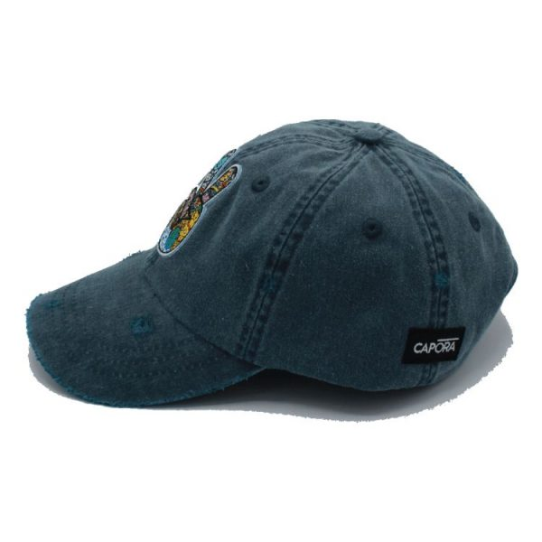 Sublime blue dad hat 3