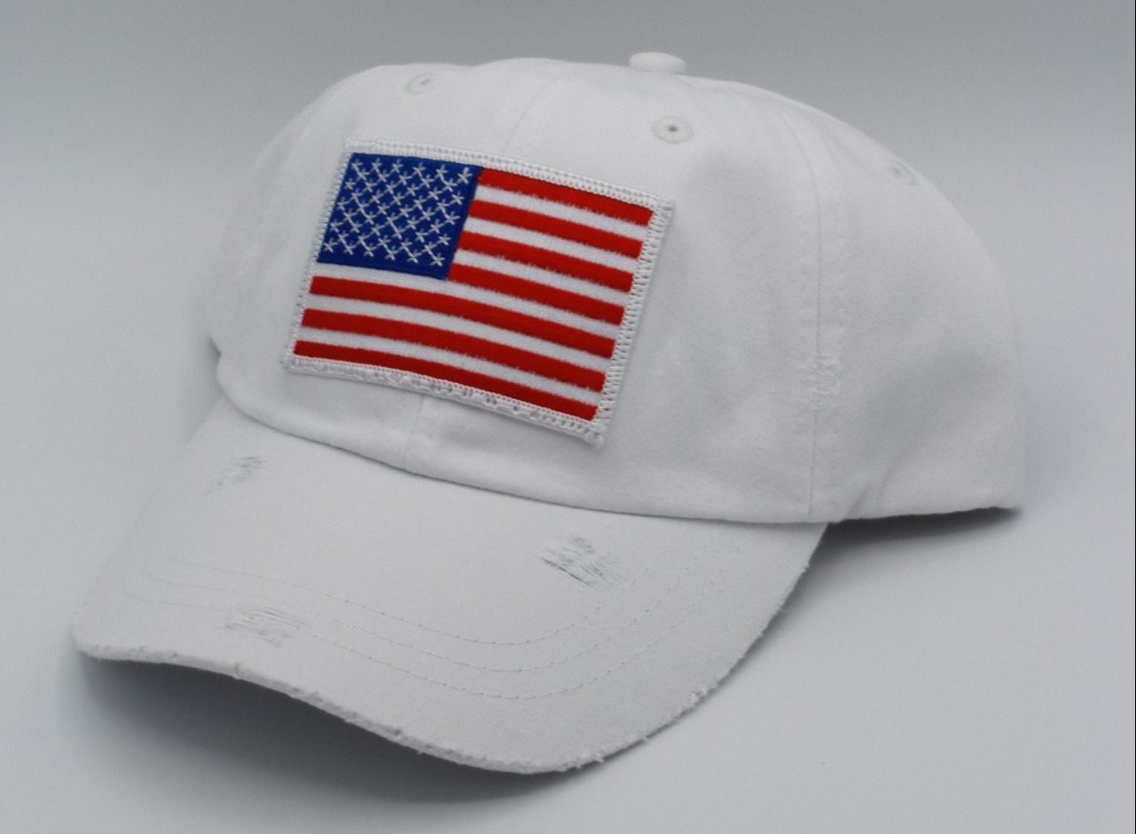 Hat of the Day: American Flag Hat