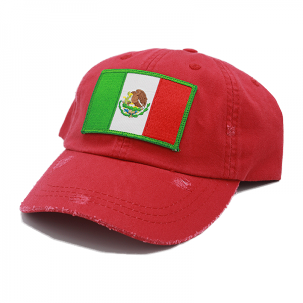 mexican flag hat