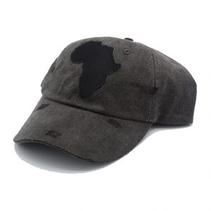 Black Africa Dad Hat