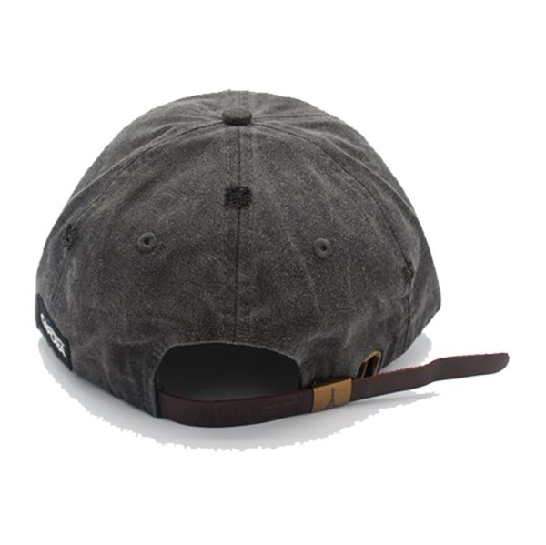 Black africa hat back
