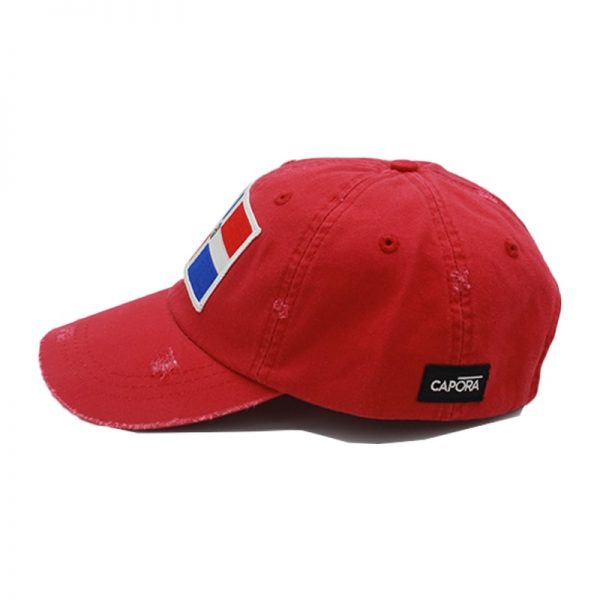 dominican republic hat side