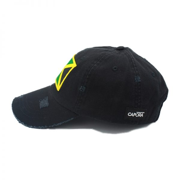 Jamaican hat side