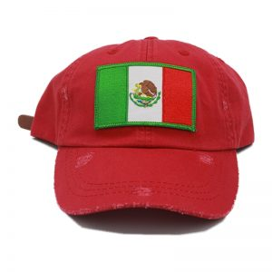 Mexican Flag Dad Hat