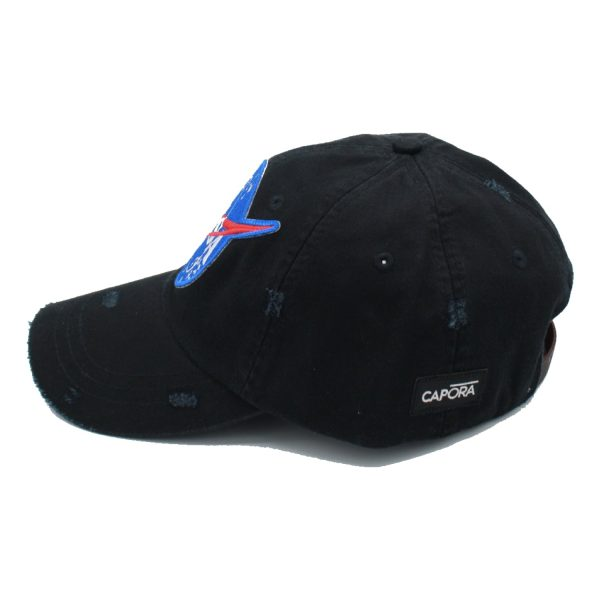 NASA Hat side