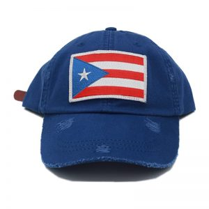 Puerto Rico Dad Hat