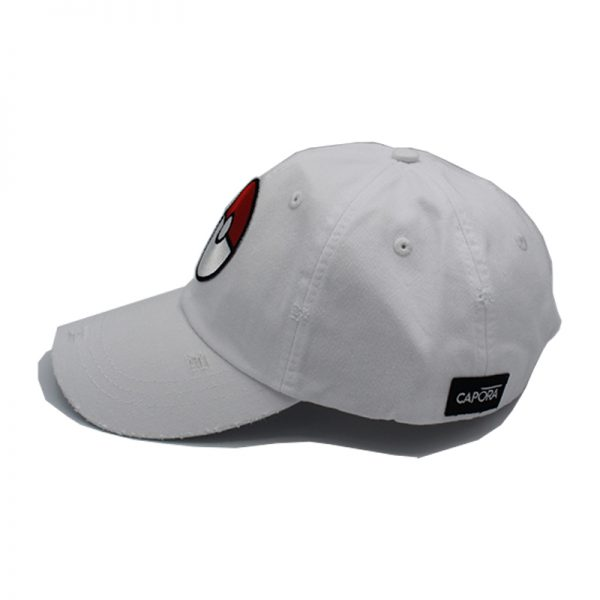 side pokemon hat