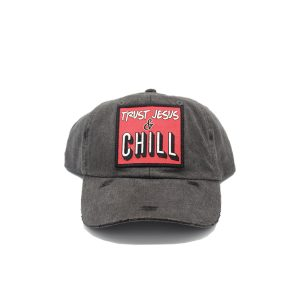 Trust Jesus and Chill Hat